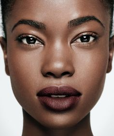 After years of ubiquitous shimmer, it's time to take a shine to matte makeup: subtle, beautiful, long-lasting, and oh-so-easy to apply.