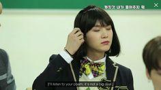 when u feel ugly just look at beautiful min yoonji and you'll feel 1000x uglier that u were