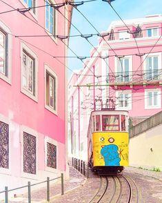 Lisbon, Portugal | photo Matt Crump