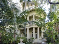 If I can't live here, can I at least visit? Amazing home in Centennial Park, Sydney, Australia.