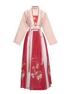 Kimono Fashion, Fashion Outfits, Mode Kimono, Japan Outfit, Chinese Clothing, Fantasy Dress, Kimono Dress, Hanfu, Lolita Dress
