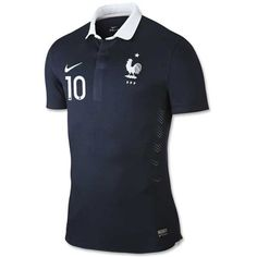 Authentic 2014 World Cup France (10 ZIDANE) home jersey? discount - http://www.wantorn.com/2014-world-cup-c-45