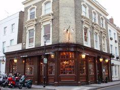Pig's Ear, Chelsea, London