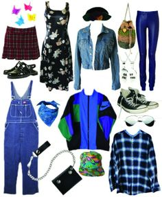 7786254f44 The Best 1990s Fashion Trends..love 90s retro outfits. I know that s kind