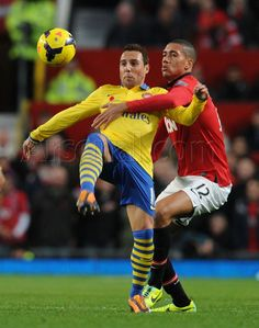 Cazorla vs Manchester United 2013-2014.