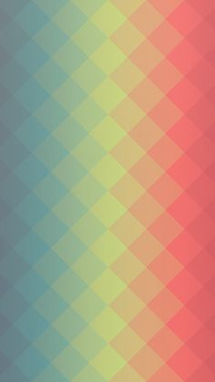 """A couple weeks ago, we posted a set of """"simple geometry"""" wallpapers by on the Wallpapers of the Week section. Qhd Wallpaper, Hd Wallpaper Iphone, Rainbow Wallpaper, Tumblr Wallpaper, Mobile Wallpaper, Wallpaper Backgrounds, Pantone Color Chart, Iron Man Wallpaper, Mickey Mouse Art"""