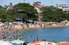 Praia de Setiba - Guarapari (ES)