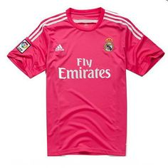 Vente Maillot Real Madrid Exterieur 2014/2015 Boutique