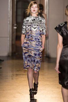 Rue du Mail Paris Fashion Week Fall 2013