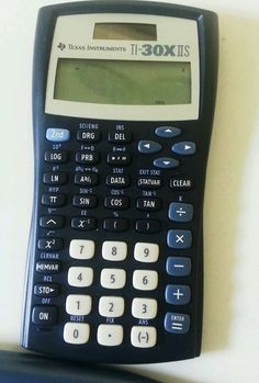 Pink Texas Instruments Calculator Ti-30xiis Elegant And Graceful Calculators