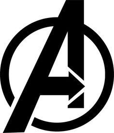 Avengers Vinyl Sticker Iron Man Captain America Thor by MTSKULL