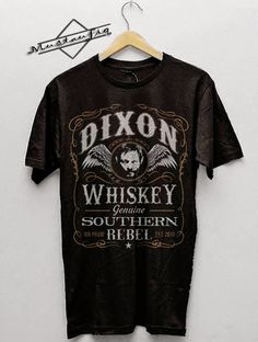 #TheWalkingDead  The Walking Dead whisky Shirt Adult Unisex S,M,L,XL,2XL,3XL black tshirt  PRODUCT DETAILS  Our products are custom tank top. · Made of 100% preshrunk cotton (6.1 oz. 100% heavyweight cotton). · High quality. · Standard fit. · Printed using high...
