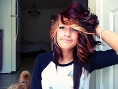 My hair is going to look like this. YES. ♥