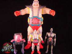 Radical Retro Turtle Toy Talk: Krang Retrospective - That New Toy Smell