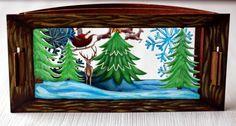 Inspiracje dla świątecznych kartek 3P i nowe tekturki