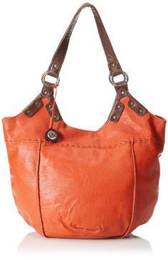 The SAK Indio Large Tote Shoulder Bag for only $78.35 You save: $90.65 (54%)