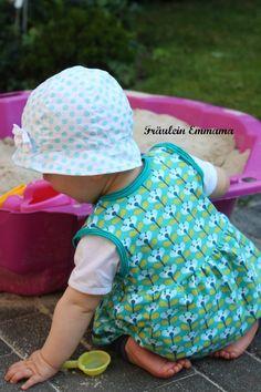 Fräulein Emmama - Lillestoff Waterbloom enemenemeins