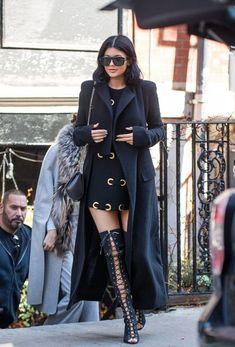 Haider Ackermann - Style Crush: Kylie Jenner - Photos