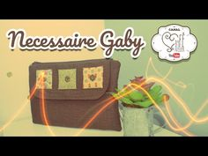 DIY ::: Necessaire Gaby - By Fê Atelier - YouTube