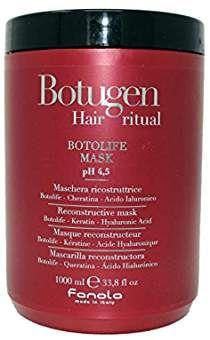 Botugen hair system - Masque reconstructeur - Cheveux trés abimés -  Botolife - kératine - acide 00b8f53badc