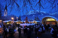 Der Oberstdorfer Advent - ein besonderes Erlebnis im Allgäu