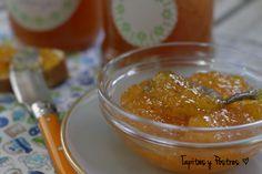 Mermelada de naranjas cachorreñas