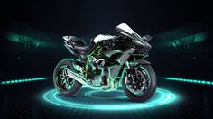 Kawasaki Ninja H2R - Fastest Superbike In The Ninja Series