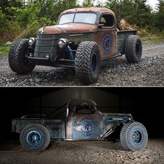 Trophy Rat - a Hot Rod, Rat Rod, Trophy Truck, and Road-Worthy toy all in one