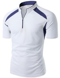 Functional Coolmax Fabric Leisure Sports and Activity China TShirt WHITE S -- See this great product.Note:It is affiliate link to Amazon.