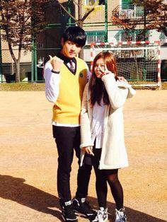 Jungkook and YongShi in school 💜 Jungkook Predebut, Bts Jungkook, Jungkook School, Bts School, Suga Suga, Jung Kook, Foto Bts, Bts Photo, Bts Girl