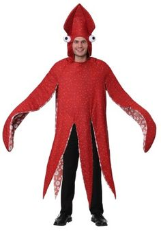 Explore the depths of the sea in this Adult Squid Costume! We also have this costume available in children's size! Narwhal Costume, Squid Costume, Dolphin Costume, Sea Costume, Black Costume, Halloween Costumes For Kids, Adult Costumes, Costumes For Women, Halloween Party