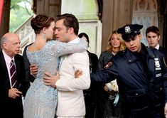 Wedding dress from Gossip Girl
