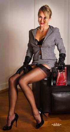 1000+ images about High Heels, stockings, garters & more on ...