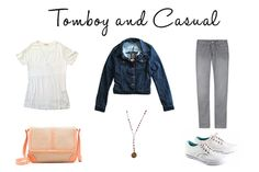 Tomboy & Casual | Every Style, Every Wear: Denim Jacket | Taim Boutique