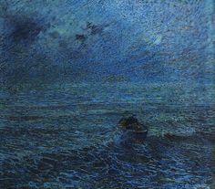 Mare di Genova - Plinio Nomellini 1891