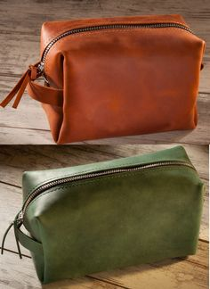 7646d01ee09 Make up bag Dopp kit woman Personalized makeup bag Bridesmaid make up bag  Leather dopp kit Leather t