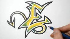 Afbeeldingsresultaat voor graffiti letters