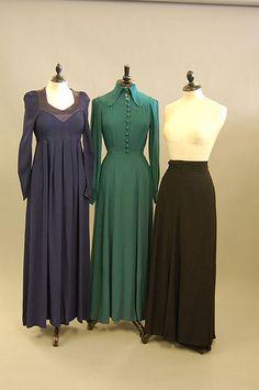 1970s Ossie Clark Dresses