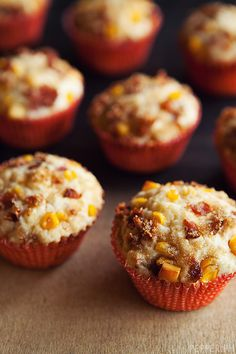 Corn Muffins With Candied Bacon Recipes — Dishmaps