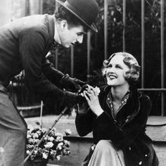 City Lights , a beautiful piece of filmmaking . Chaplin is always hilarious , but I have to say as a NON-crier  ... This ending brought tears .
