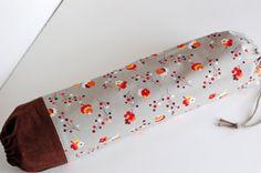 Fabric Plastic Bag Holder / Grocery Bag Holder by SUZUYA on Etsy, $12.00