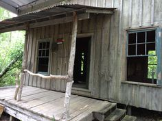 Cabin on the swamps built by Burt Reynolds where a couple movies were filmed.