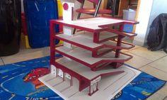 Mammalous: speelgoed garage