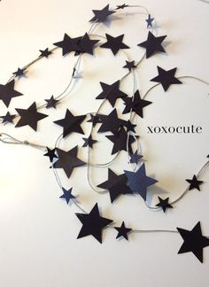 Star Wars Christmas Star Wars themed Chchristmas Hello! Each Wednesday I share some of the photos that stopped me in my tracks while I was scrollingInstagram the previous week. Here are this Garlands 2 HALLOWEEN GARLAND DECORATION Little stars decoration by xoxocute