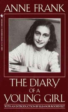Anne Frank the Diary of a Young Girl #Readingbookstochildren