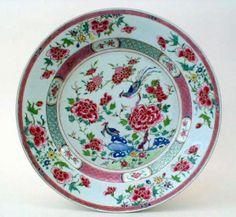 Plat - Chine - 1750