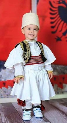 Traditional Albanian clothing                                                                                                                                                      More
