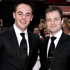 ant and dec | TV hosts Ant and Dec are looking for Reading people to take part in ...