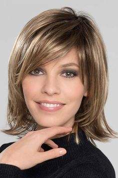 Limit by Ellen Wille Wigs - Monofilament Part Wig - Hair Styles Short Bob Hairstyles, Hairstyles With Bangs, Diy Hairstyles, Pretty Hairstyles, Wedding Hairstyles, Straight Haircuts, Evening Hairstyles, Stylish Hairstyles, Curly Haircuts