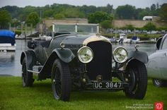 Photo gallery, award winners and results from the Greenwich Concours d'Elegance held June at the Roger Sherman Baldwin Park in Connecticut. Roger Sherman, Vintage Cars, Antique Cars, Bentley Rolls Royce, Family Chiropractic, Baldwin Park, Automotive Art, Car Stuff, Amazing Cars